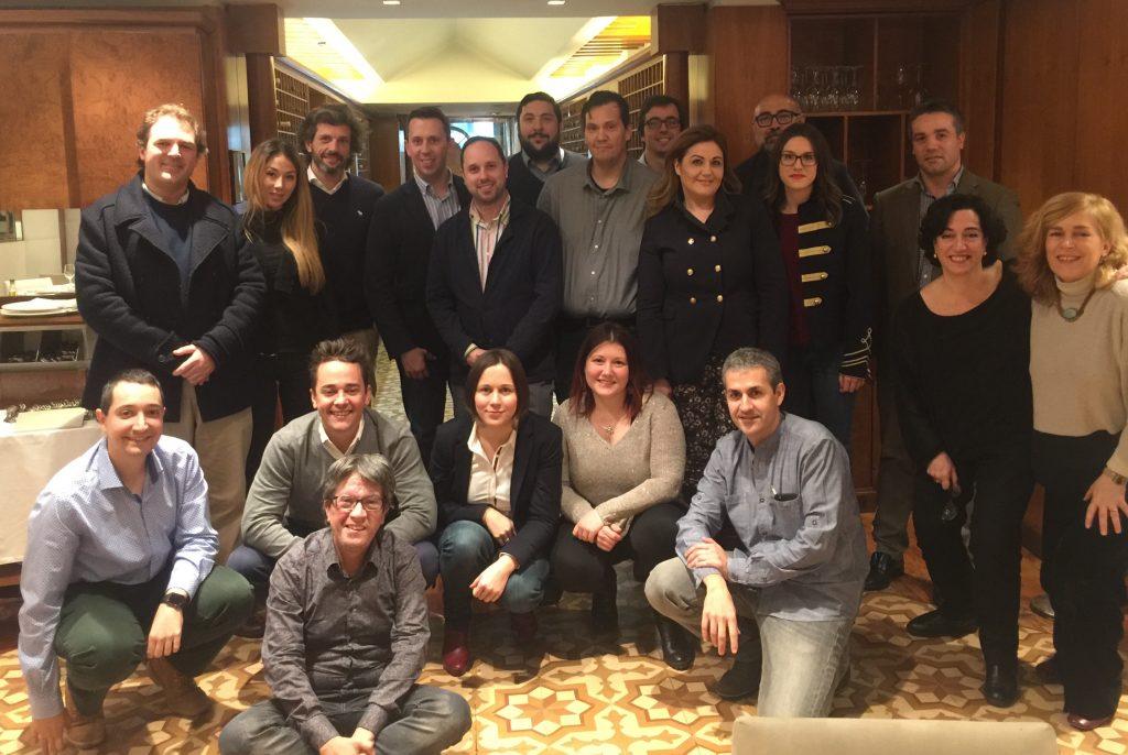 25 Enero 2018 en Madrid. Debate Comercio Electrónico Foto de Grupo 25 Enero 2018 Comercio Electro  nico 1024x686