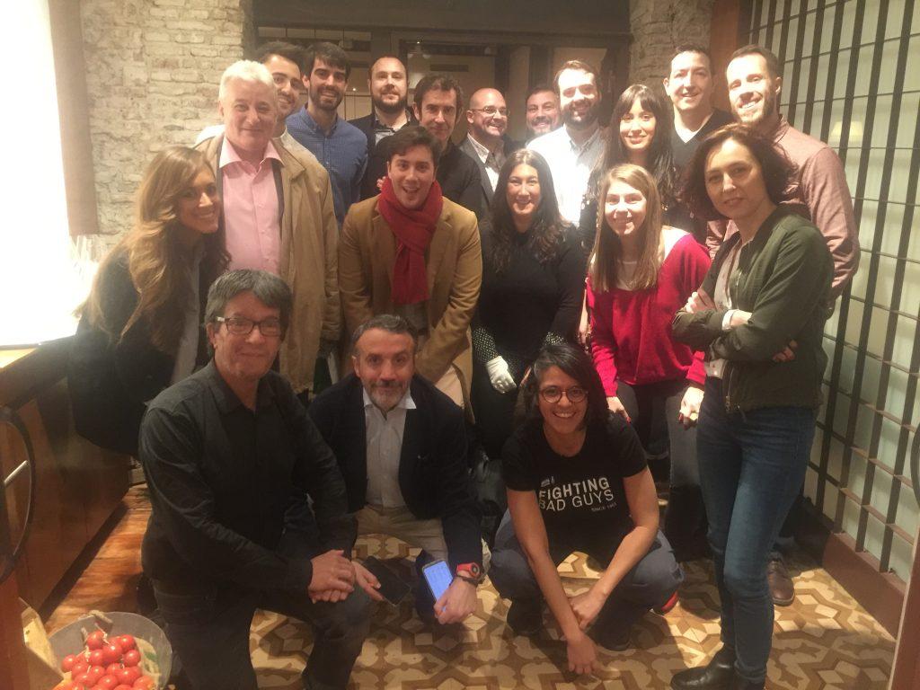 18 enero 2018: debate social media marketing 18 Enero 2018: Debate Social Media Marketing Foto de grupo 18 Enero 2018 Social Media por La Latina Valley 1024x768