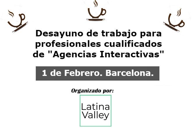 1 Febrero 2018. Debate Profesionales de la Comunicación y la Publicidad en Barcelona agencias barcelona