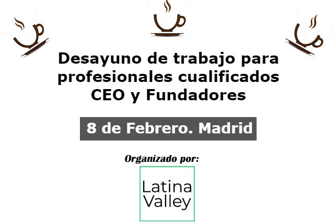 8 febrero 2018. debate ceo y fundadores en madrid 8 Febrero 2018. Debate CEO y Fundadores en Madrid ceo 8febrero