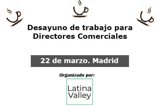 22 de marzo 2018. debate directores comerciales en madrid 22 de marzo 2018. Debate Directores Comerciales en Madrid dircomerciales