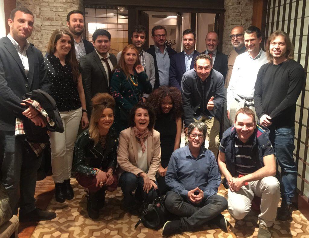 19 de abril 2018. Debate Comercio Electrónico en Madrid 19 Abril 2018 Comercio Electro  nico Madrid 1024x792