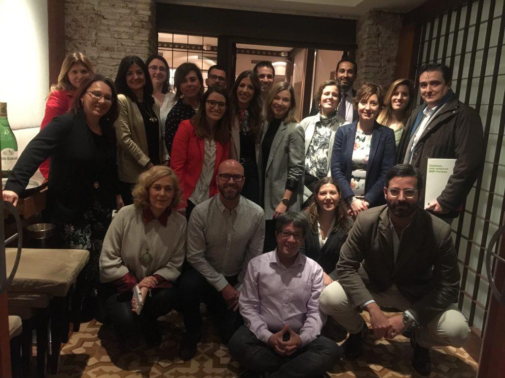 5 de abril 2018. Debate Directores de Comunicación en Madrid 5 Abril 2018 Directores de Comunicacio  n Madrid 1024x768