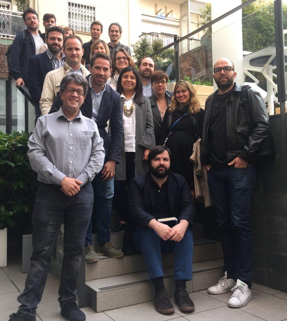 17 Mayo 2018. Debate Comercio Electrónico en Barcelona eComm BCN 17 Mayo 2018 Bis 917x1024