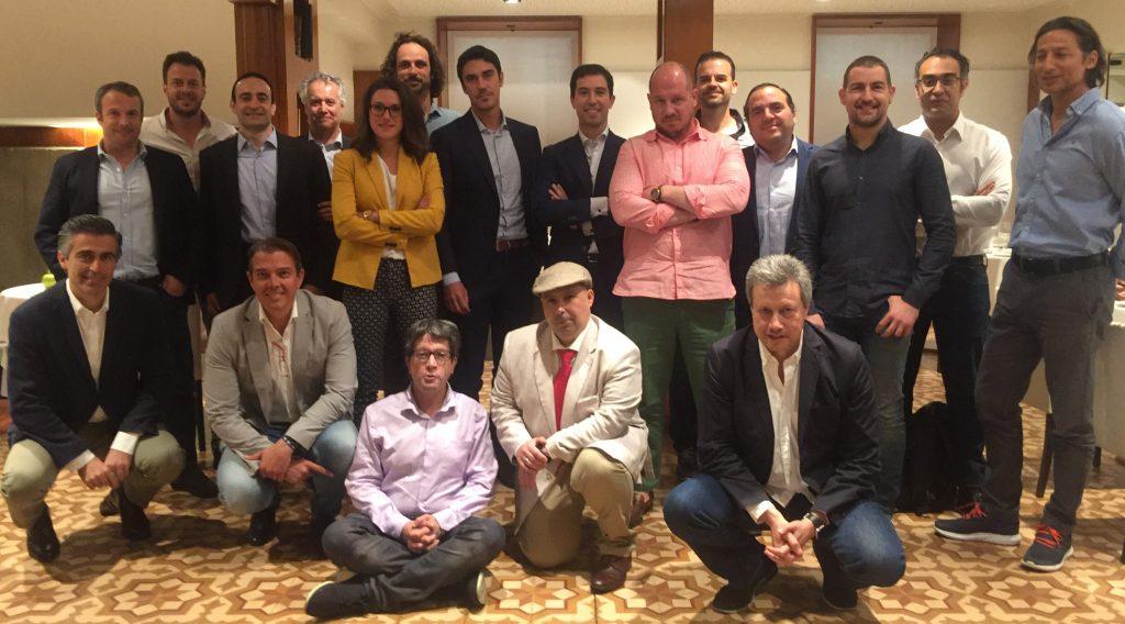 24 de mayo 2018. debate entre ceos y founders en madrid 24 de Mayo 2018. Debate entre CEOs y Founders en Madrid 24 Mayo 2018 CEOs Madrid 1024x568