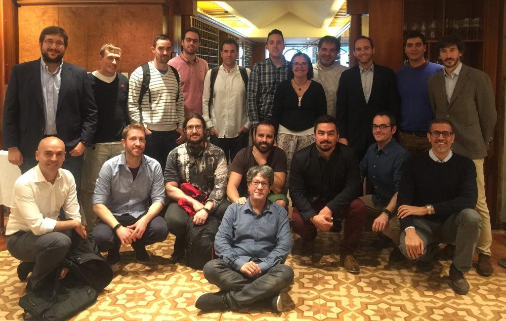 31 de Mayo 2018. Debate entre CTOs y CIOs en Madrid Foto de Grupo 31 Mayo 2018 CTOs Madrid 1024x650