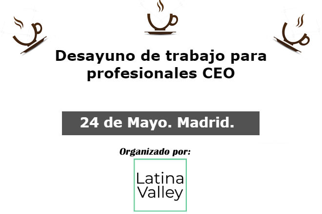 24 de mayo 2018. debate entre ceos y founders en madrid 24 de Mayo 2018. Debate entre CEOs y Founders en Madrid ceo
