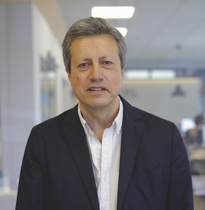Ángel González, fundador y CEO de Ideagoras