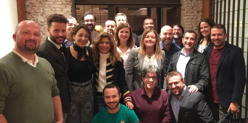 18 Octubre Debate entre CEOs y COOs Madrid Foto mejorada CEOs 18 Octubre 2018 1024x508