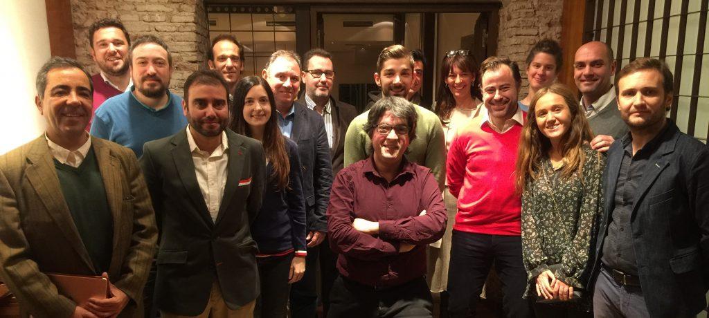 21 Noviembre 2018: Debate Agencias Interactivas Madrid Agencias interactivas 21 Noviembre 2018 Madrid 1024x460
