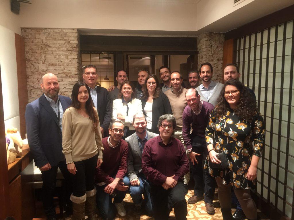 7 Noviembre 2018: Debate entre Directores de Marketing Madrid CMOs Madrid 7 Noviembre 2018 1024x768