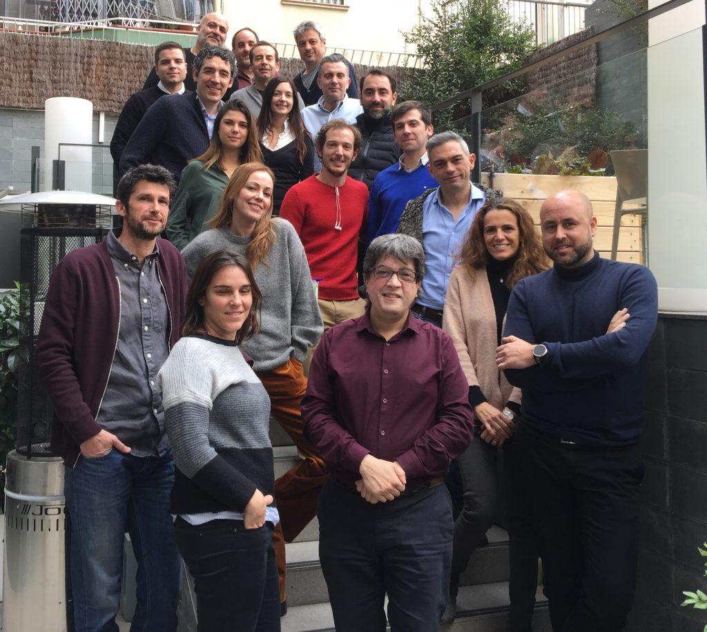 31 enero 2019: debate agencias interactivas bcn 31 Enero 2019: Debate Agencias Interactivas BCN Foto de gurpo debate agencias 31 Enero 2019 Barcelona 1024x915