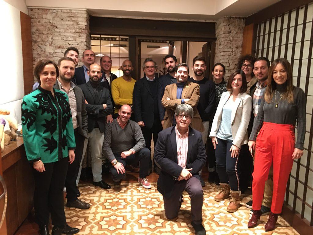 30 Enero 2020: 44º Debate entre Agencias en Madrid Foto grupo debate agencias 30 Enero 2020 Madrid 1024x768
