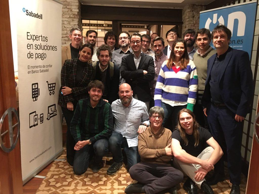 19 Febrero 2020: 46º Debate sobre negocio digital y comercio electrónico Madrid Foto debate eComm Madrid 19 Febrero 2020 1 scaled e1582140939325 1024x768
