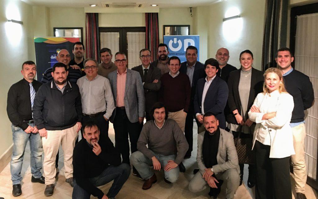 12 Febrero 2020: 45º Debate entre CEOs en Sevilla foto debate CEOs Sevilla 12 Febrero 2020 1024x640