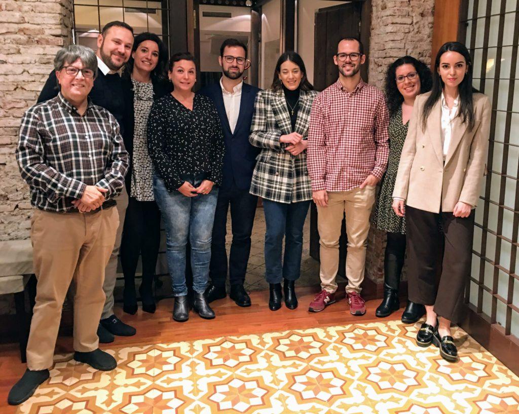 47º Debate entre CMOs Madrid Foto debate CMOs 11 Marzo 2020 en Madrid 1024x817