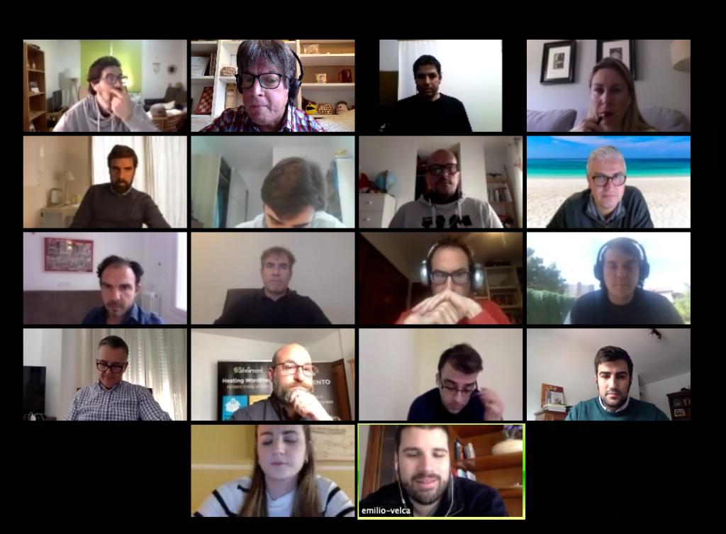 1 Abril 2020: 49º Debate Online entre CEOs «Tiempos de contingencias críticas» Captura de pantalla 2020 04 01 a las 12