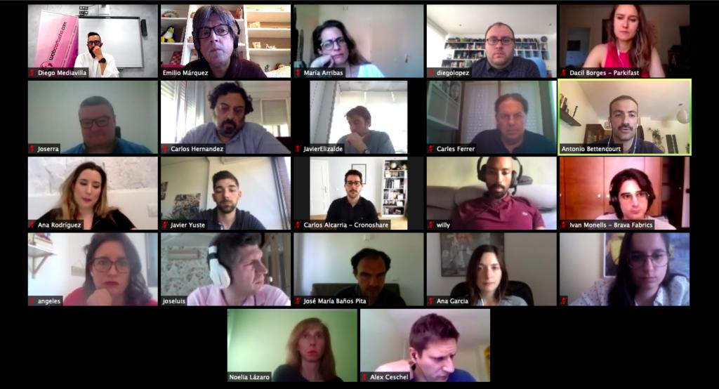 20 Mayo 2020: 53º Debate online entre CMOs Captura de pantalla 2020 05 20 a las 13