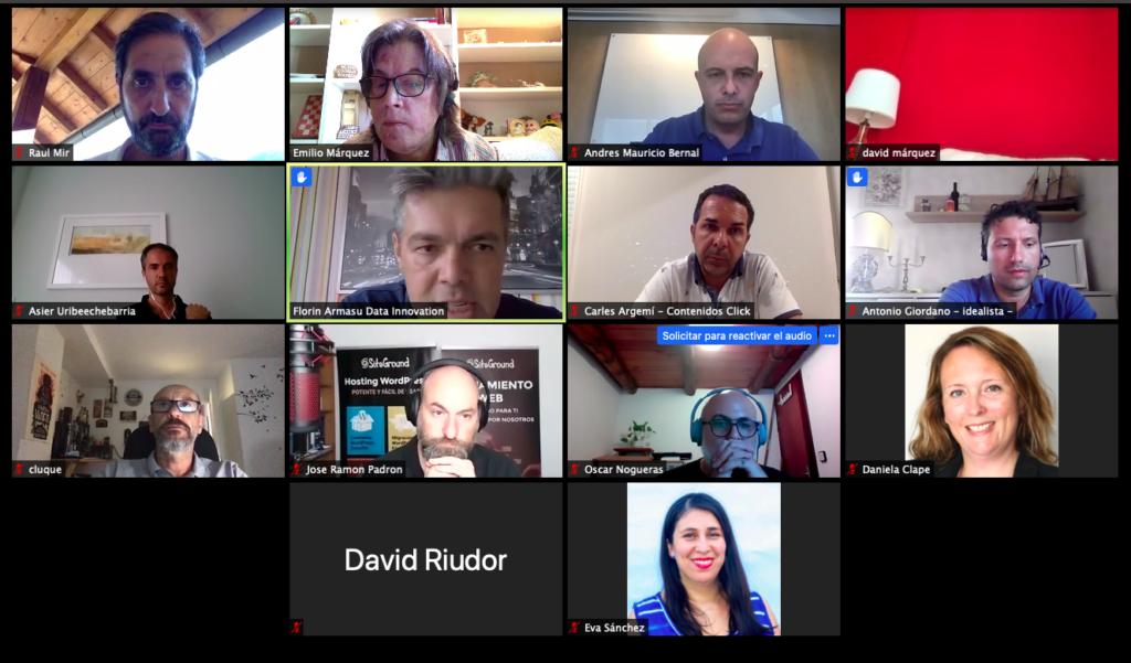 12 Agosto 2020: 58º Debate entre CEOs de Argentina, Chile, Colombia, España y México Captura de pantalla 2020 08 12 a las 18