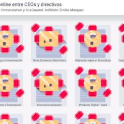 9 Septiembre 2020: 34º Afterwork online entre CEOs y directivos C-Level Captura de pantalla 2020 09 01 a las 19