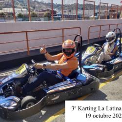 3º Karting y networking presencial en Madrid entre profesionales del Comercio Electrónico y los negocios digitales de La Latina Valley 3o Karting LLV 250x250